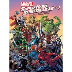 کتاب کمیک Marvel Super Hero Spectacular