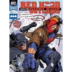 کتاب کمیک Red Hood and the Outlaws