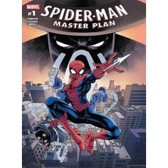 کمیک بوک Spider-Man Master Plan