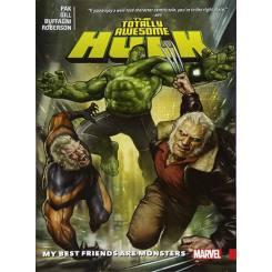 کمیک بوک The Totally Awesome Hulk