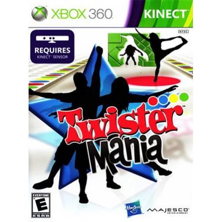بازی Twister Mania برای کینکت