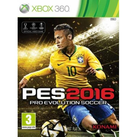 PES 2016 بازی Xbox 360