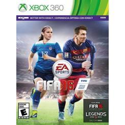 Fifa 16 بازی Xbox 360