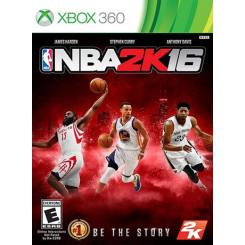 NBA 2K16 بازی Xbox 360