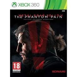 MGS V: The Phantom Pain بازی Xbox 360