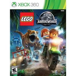 Lego Jurassic World بازی Xbox 360
