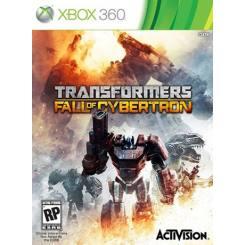 Transformers: Fall of Cybertron بازی Xbox 360