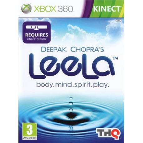 بازی Deepak Chopra's Leela برای کینکت