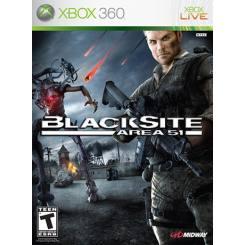 Blacksite Area 51 برای Xbox 360