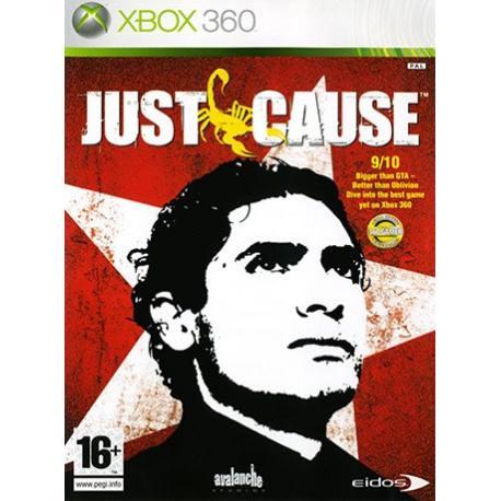 Just Cause برای Xbox 360