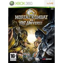 Mortal Kombat vs DC برای Xbox 360