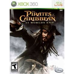 Pirates of the Caribbean: AWE برای Xbox 360