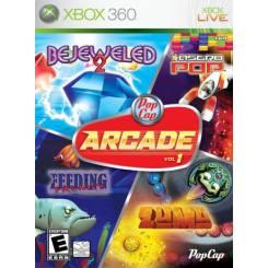 Popcap Arcade Vol 1 بازی Xbox 360
