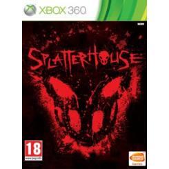 Splatterhouse بازی Xbox 360