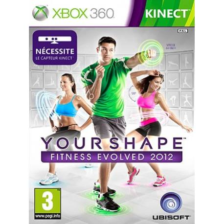 بازی Your Shape Fitness Evolved 2012