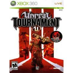 Unreal Tournament 3 بازی Xbox 360