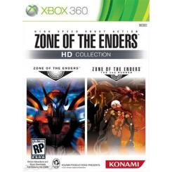 Zone of The Enders HD Collection بازی Xbox 360