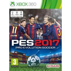 PES 2017 بازی Xbox 360