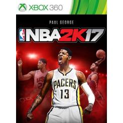 NBA 2K17 بازی Xbox 360