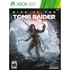 Rise of the Tomb Raider بازی Xbox 360