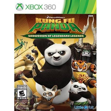 Kung Fu Panda SLL بازی Xbox 360