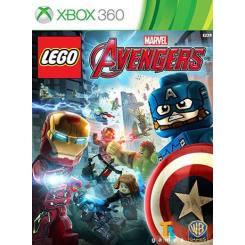 Lego Marvel Avengers بازی Xbox 360
