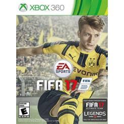 Fifa 17 بازی Xbox 360