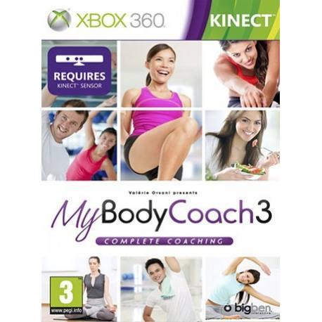 بازی My Body Coach 3 برای کینکت