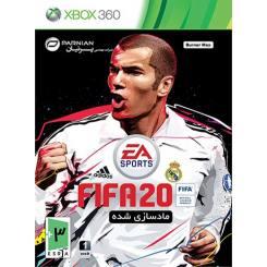 Fifa 20 بازی Xbox 360
