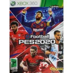 PES 2020 بازی Xbox 360