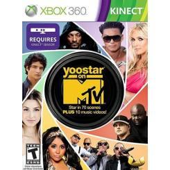 بازی Yoostar on MTV برای Kinect