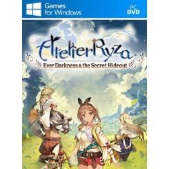 Atelier Ryza: Ever Darkness and TSH بازی PC