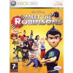 Meet The Robinsons بازی Xbox 360