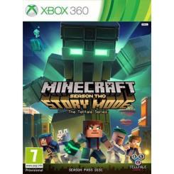 Minecraft: Story Mode Season 2 بازی Xbox 360