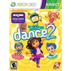 Nickelodeon Dance 2 بازی Xbox 360