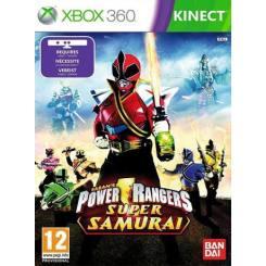 Power Rangers Super Samurai بازی Xbox 360