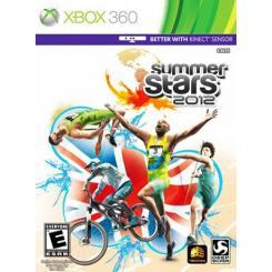 Summer Stars 2012 بازی Xbox 360
