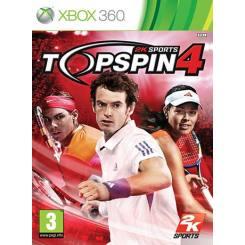 Top Spin 4 بازی Xbox 360