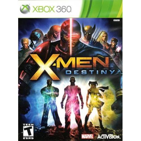 X-Men: Destiny بازی Xbox 360