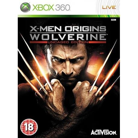 X-Men Origins: Wolverine بازی Xbox 360