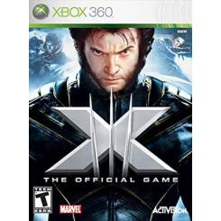 X-Men: The Official Game بازی Xbox 360
