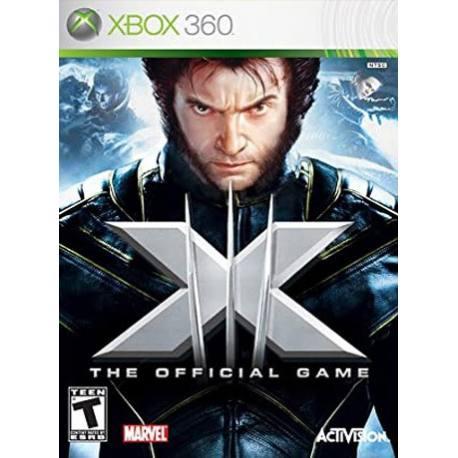 X-Men: The Official Game بازی Xbox 360