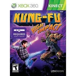 بازی Kung-Fu High Impact برای کینکت