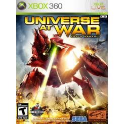 Universe at War: Earth Assault بازی Xbox 360