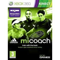 بازی Adidas MiCoach برای کینکت