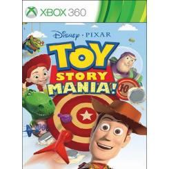 Toy Story Mania بازی Xbox 360