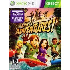 kinect adventures بازی کینکت