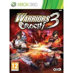 Warriors Orochi 3 بازی Xbox 360