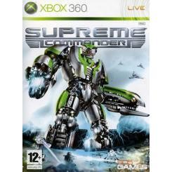 Supreme Commander بازی Xbox 360