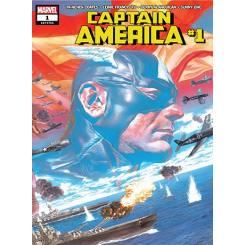 کتاب کمیک Captain America